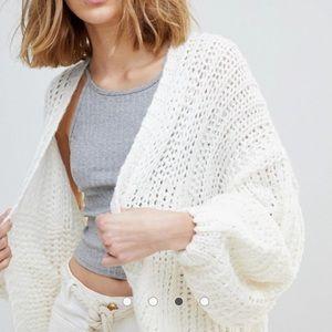 Free People Chamomile Wool Sweater XS